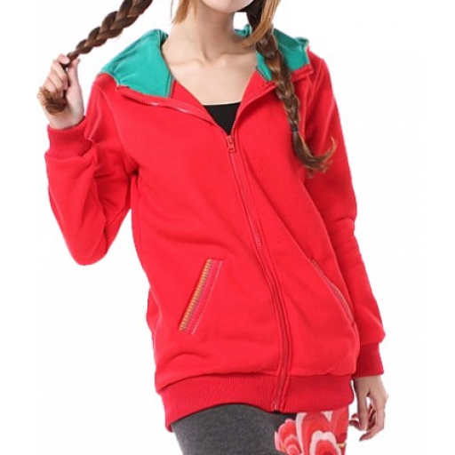 جاكيت طويل سبور اسود احمر Fashion Jackets Winter Jackets