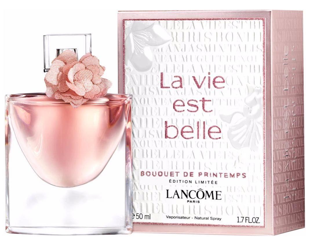 Perfumediary Blog On Instagram Lancome La Vie Est Belle Bouquet De Printemps By Lancome Is A New Limited Edition Perfume Fo La Vie Est Belle Lancome Perfume