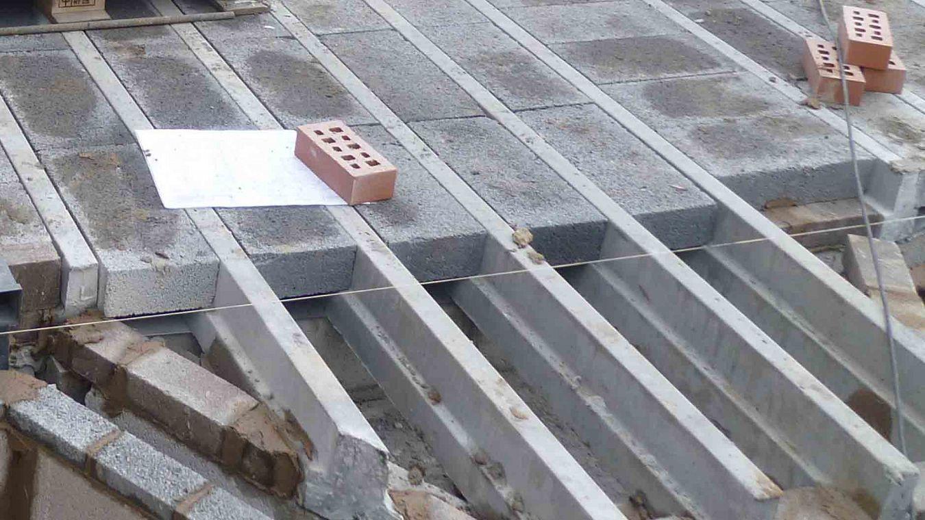 Block And Beam Floors Beams Flooring Concrete Houses