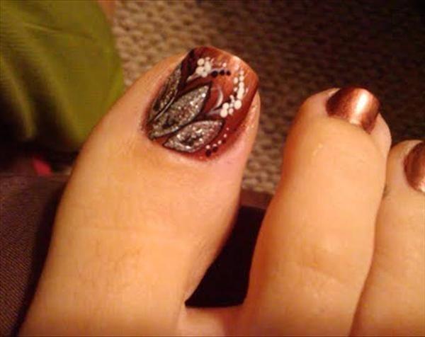 Strawberry Toe Nails Nail Art Sexy Toe Nails Pinterest