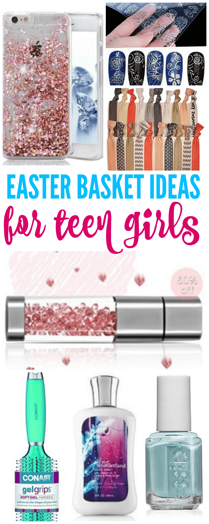 Teen girl easter baskets the best gift ideas for your daughters teen girl easter baskets the best gift ideas for your daughters and sisters this year negle Choice Image