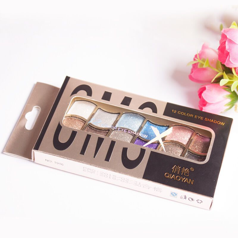 Details about 2017 lady Dimond 12 Colors Eye shadow Palette Cosmetics Makeup Beauty Make Up (With images) - Shadow palette, Eyeshadow palette, Eyeshadow - 웹