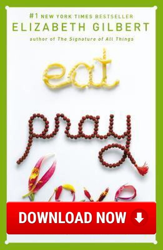Eat Pray Love Ebook Epub