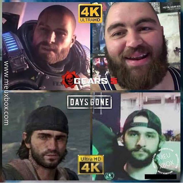 Xbox Gears5 Daysgone Ps4 Xbox Memes Instagram