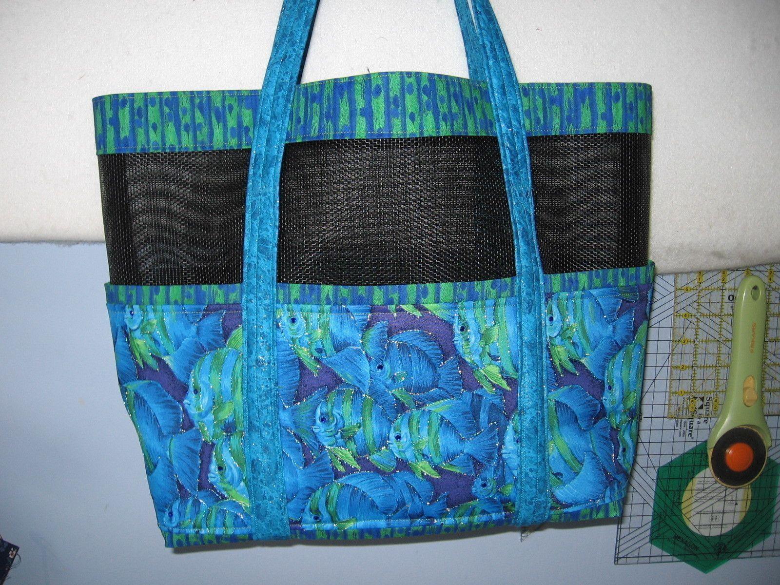 Pet Screen Tote Bag | Screens, Bag and Craft