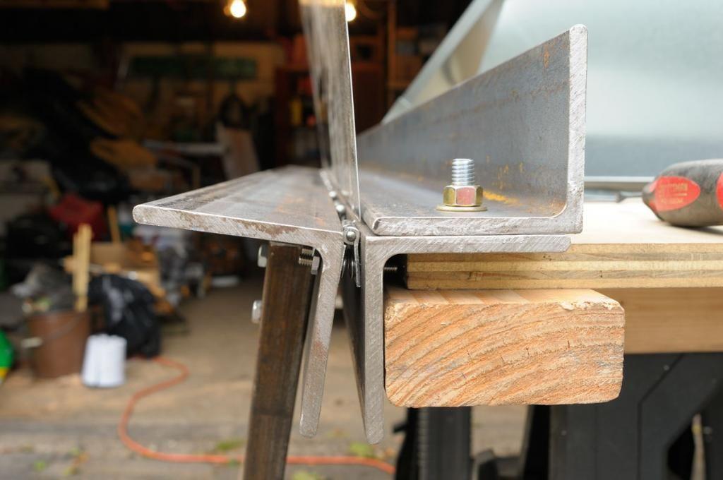 Progress Diy Sheet Metal Brake Photo Gallery Sheet Metal Brake Sheet Metal Diy Metal