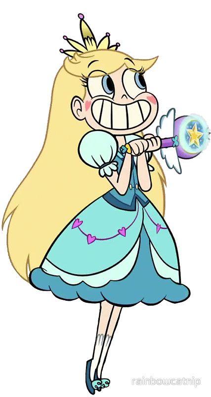 Princess Star Sticker
