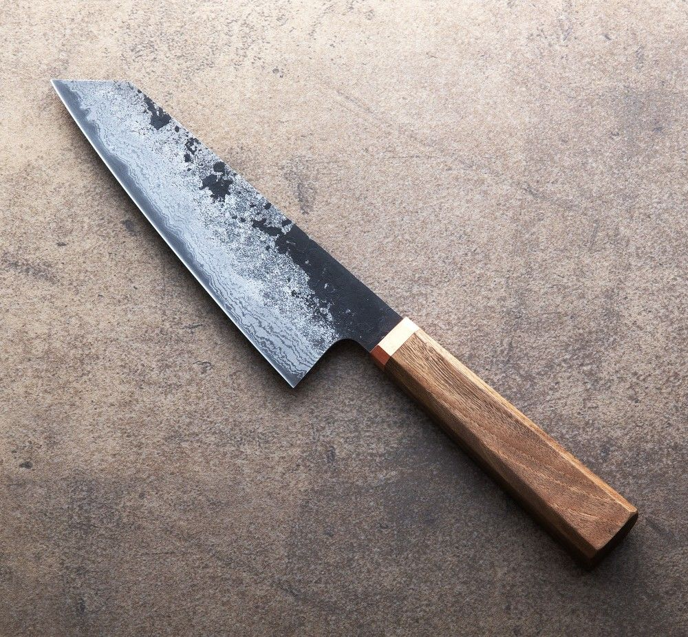 Blenheim Santoku 180mm Eatingtools Com Kitchen Knives Chef