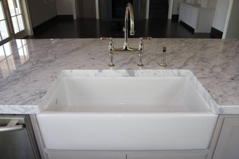 Farm Sink Installation Instructions | Sinks, Blue bath and ...
