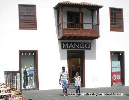 Spanish Fashion And Centro Comercial Hotel Mirador Del Duque Spanish Fashion Mango Shop Island House