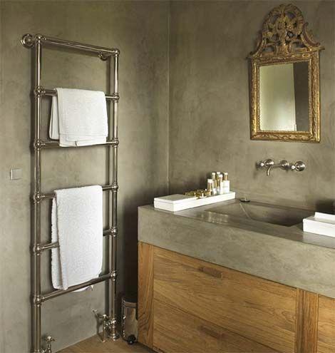 Enduit  La Chaux  Bathroom    La Chaux Chaux Et Salle