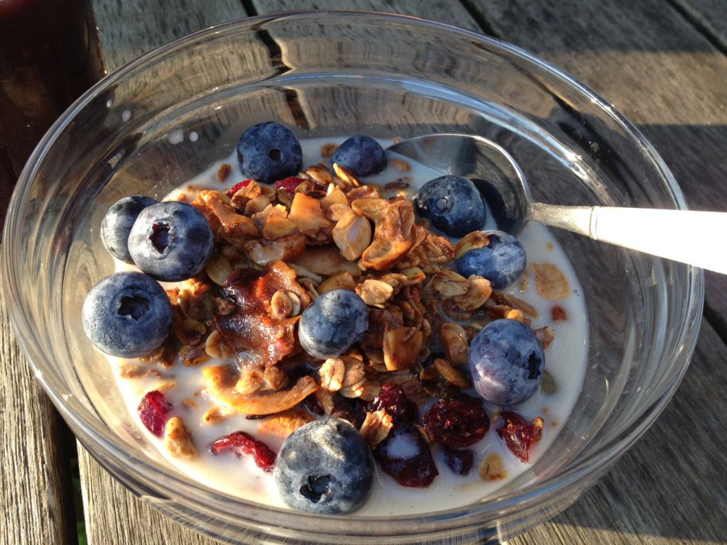 a magical breakfast - Dishing Up the Dirt