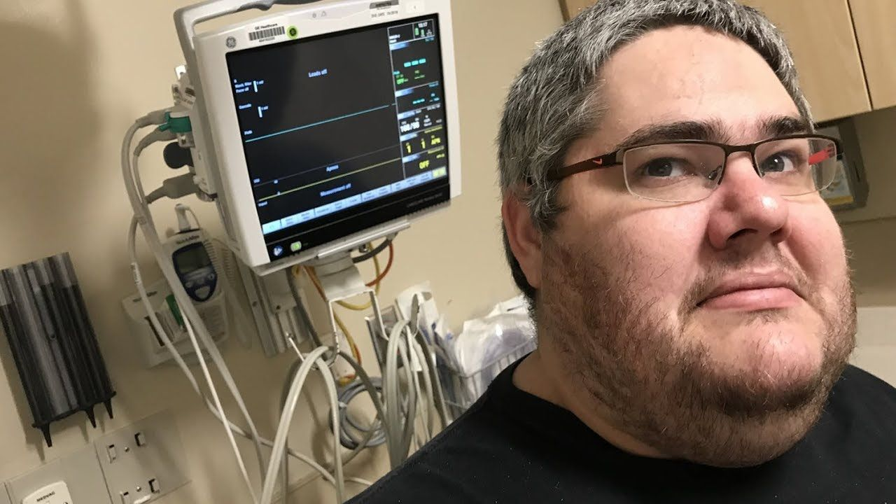 BACK TO THE HOSPITAL BRAND NEW ANGRY GRANDPA / CAMERA CREW T-SHIRTS - http://ift.tt/2j0qq4m Vlog #1219 - Today I go to the ER where they give me a CT scan an ultra sound and something I'll never forget. Pickleboy on Twitter - https://twitter.com/Lyricoldrap Bridgette on Twitter - https://twitter.com/BridgetteWest Grandpa on Twitter - https://twitter.com/TheAngryGrandpa ----------- Pickleboy's Instagram - http://ift.tt/2m3sGMi Bridgette's Instagram - http://ift.tt/2mLPQnw Send Mail To: Charles Green PO Box 51734 Summerville SC 29485