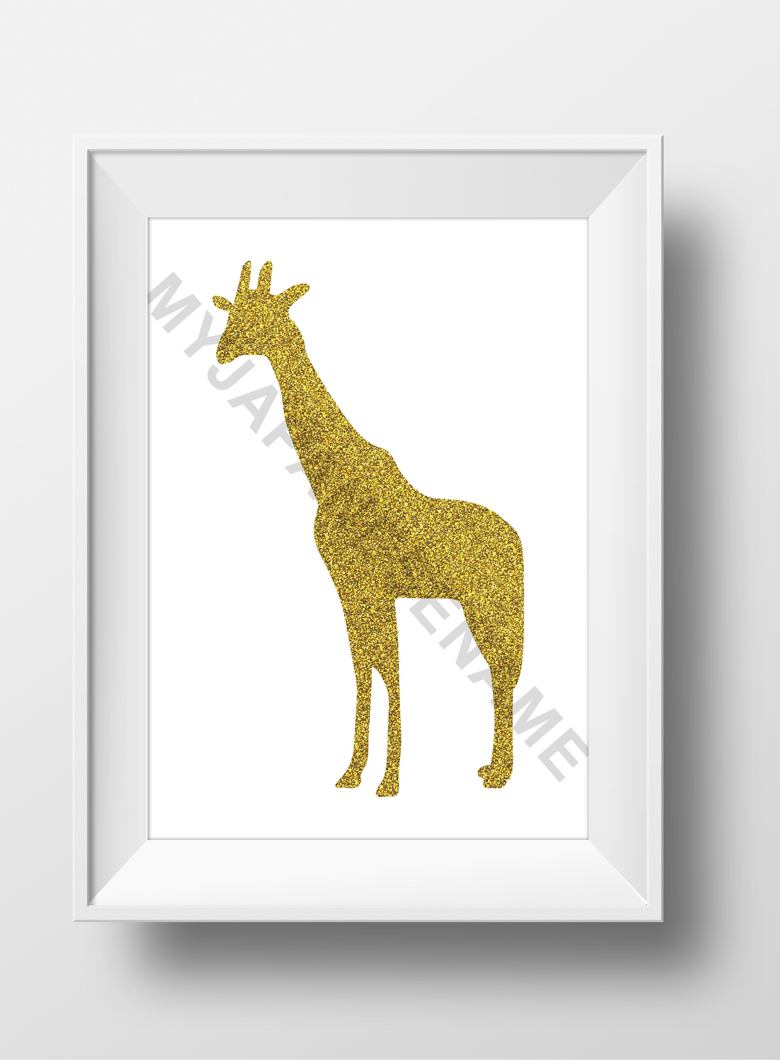 Attractive Wooden Giraffe Wall Decor Images - The Wall Art ...