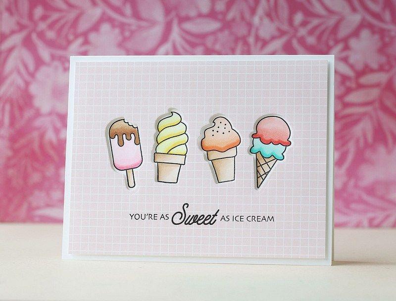 Waffle Flower Crafts Sweet Ice Cream에 대한 이미지 검색결과