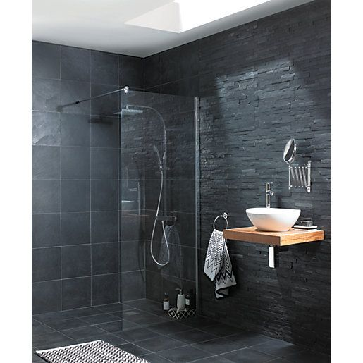 Image Result For Grey Stone Like Tiles For Bathroom Home