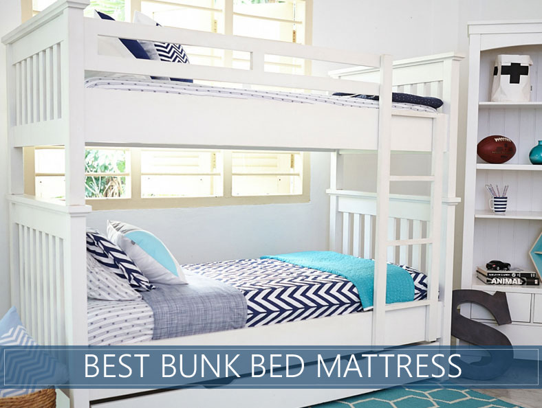 What S The Best Bunk Bed Mattress Top 5 Picks Reviews For
