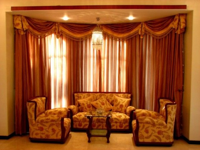 Livingroomcurtains  Curtain Styles For Living Room And Dining Fascinating Living Room Curtains Design Inspiration
