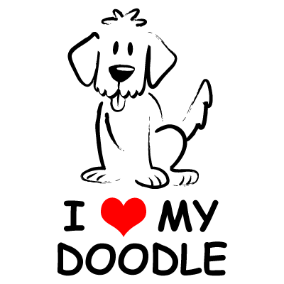 goldendoodle puppy coloring pages - photo#11