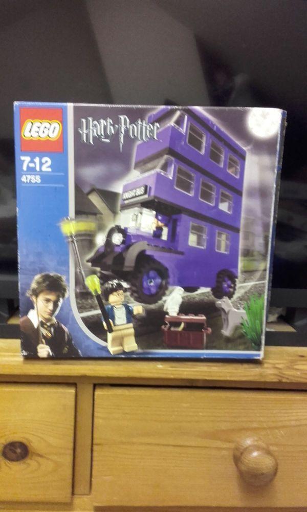 Lego Harry Potter Knight Bus 4755 Lego Harry Potter Harry