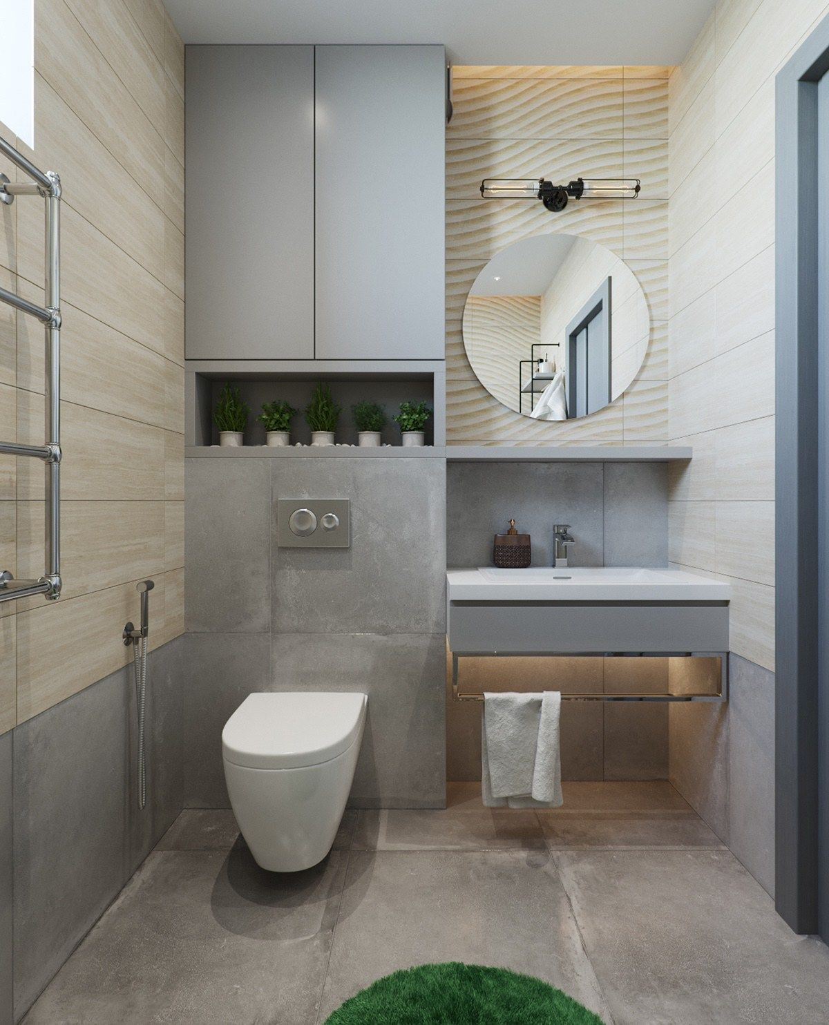 Different Bathroom Designs