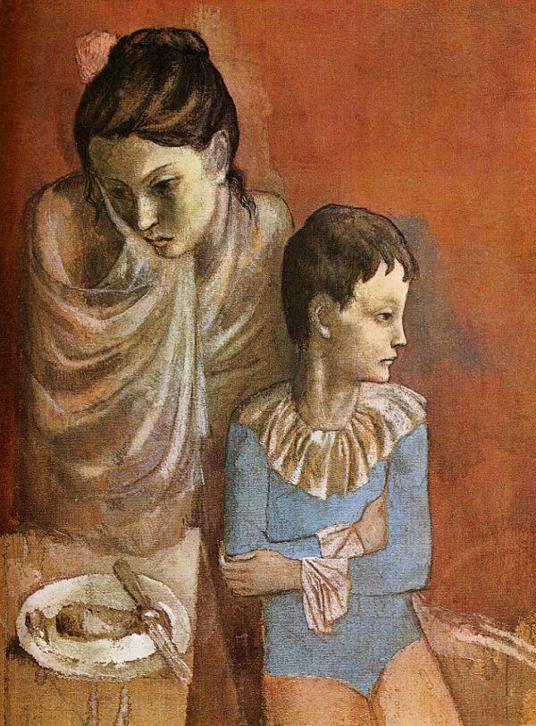 picasso portraits période bleue et rose - Recherche Google