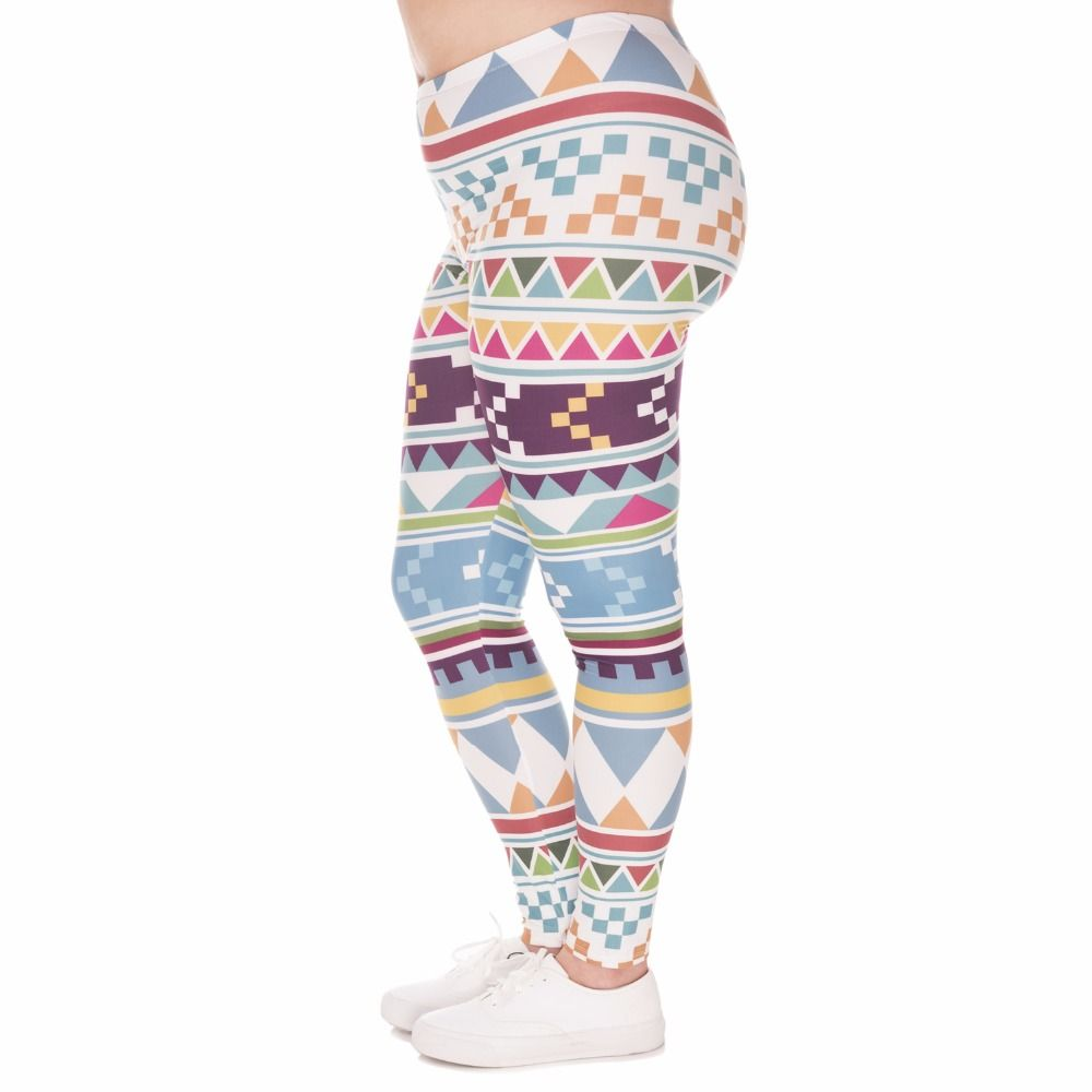 Plus Size Patterned Leggings Cool Decorating Ideas