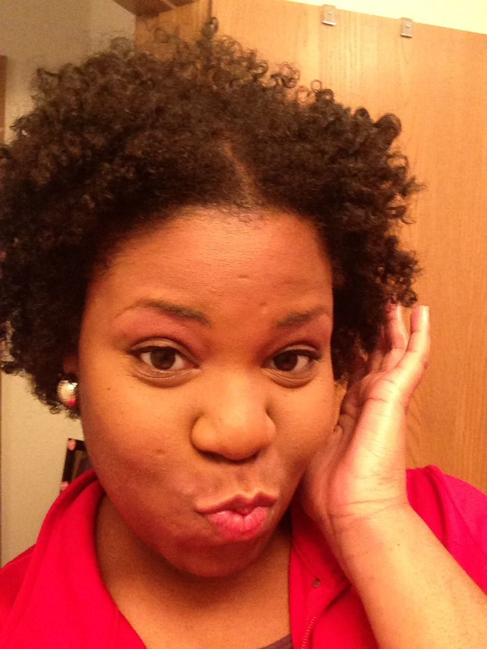 Year and a few months natural kinky curly natural hair pinterest