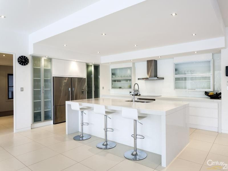 Classy, modern kitchen - House for Sale in Dural NSW 2158