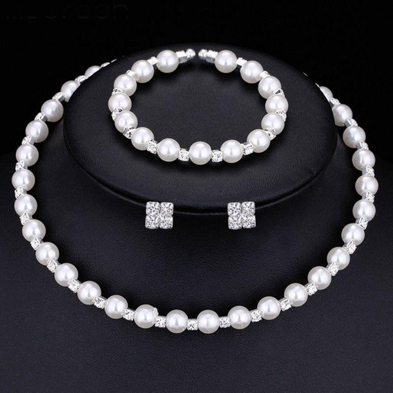 22+ Pearl wedding earrings and bracelet ideas in 2021