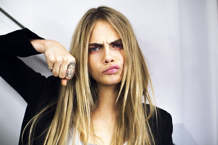 foto de Eyebrow Evolution: From Barely There To Thick And Proud | Cara ...