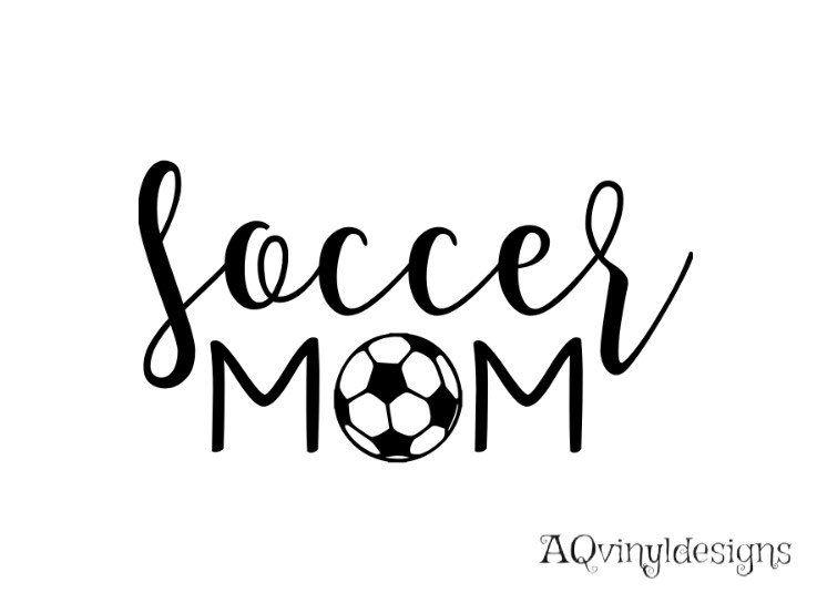 Cheer Mom Vinyl Decal Sticker For Home Cup Mug Glass Wall Decor Choice