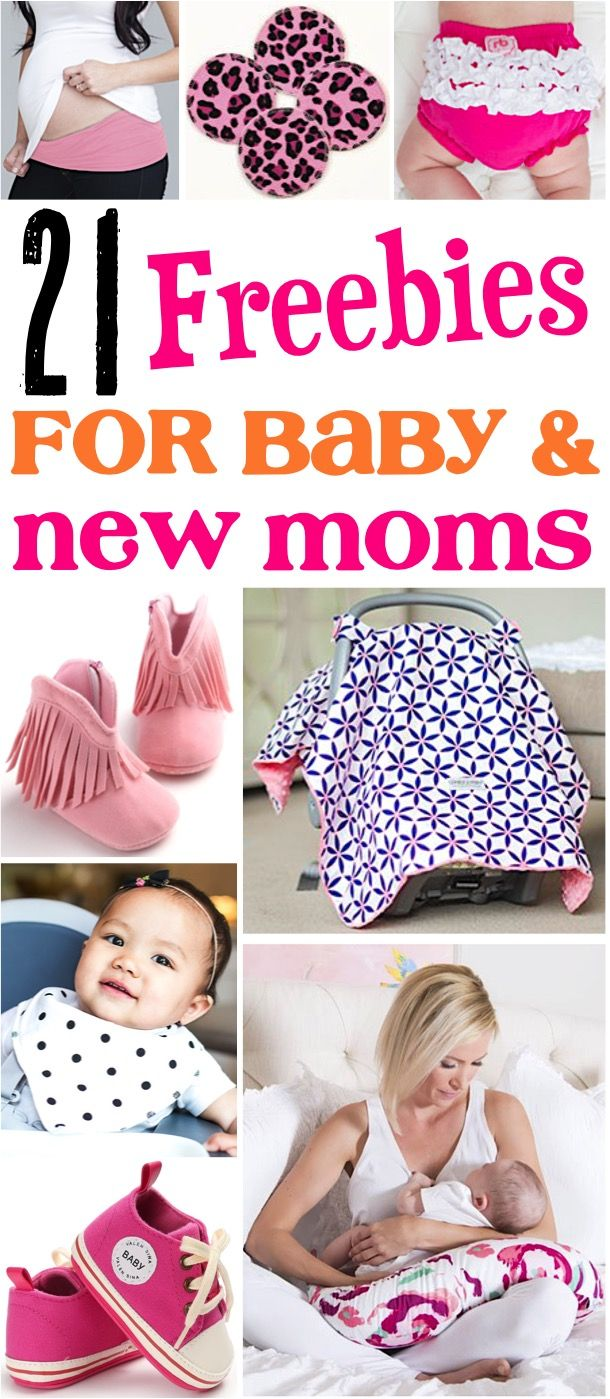 10 Freebies for Baby and Mom! (DIY Thrill) | Christmas Gift Ideas ...
