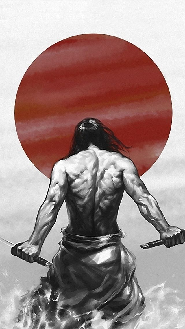 Samurai Japan IPhone Wallpaper Backgrounds cool