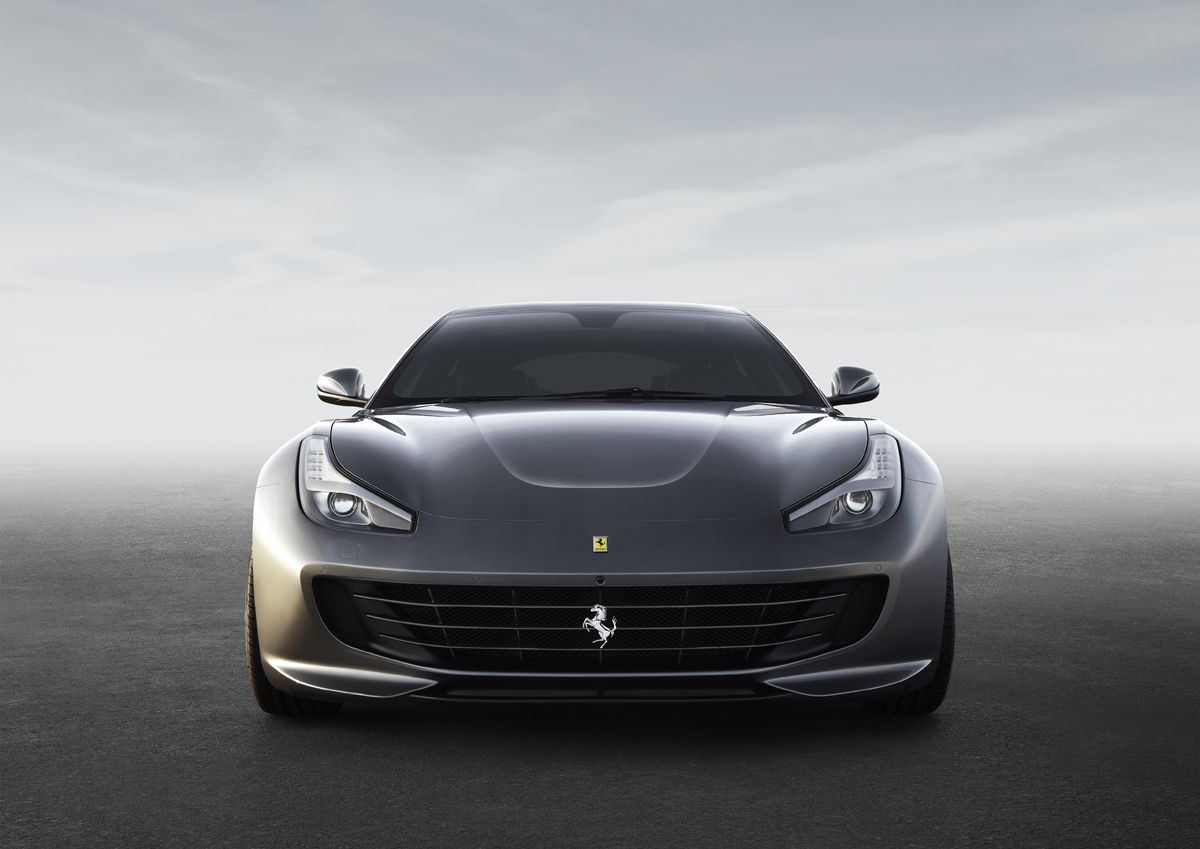The New Ferrari Gtc4lusso Is An Everyday Super Car Cool Sports Cars Sports Car New Ferrari