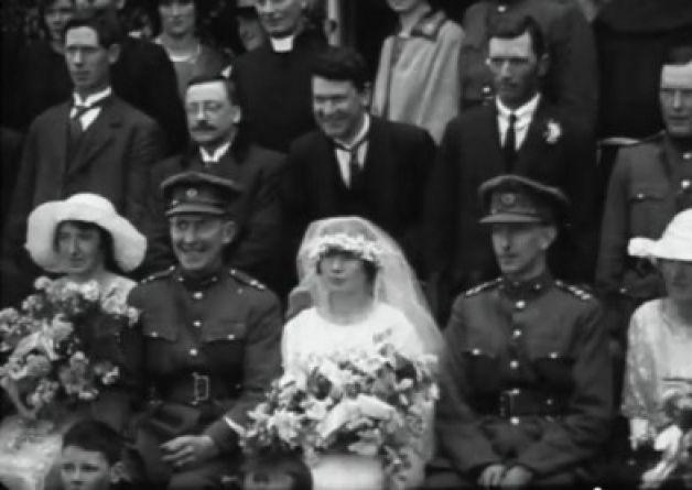 Michael mcgarry wedding