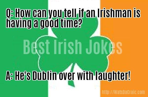 #Irish #jokes #humour #humor more can be found a http://watsdacraic.com