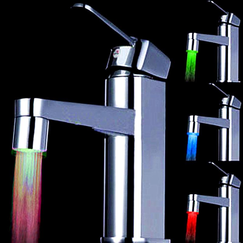 LED Water Faucet Tap | Water faucet, Faucet and Products