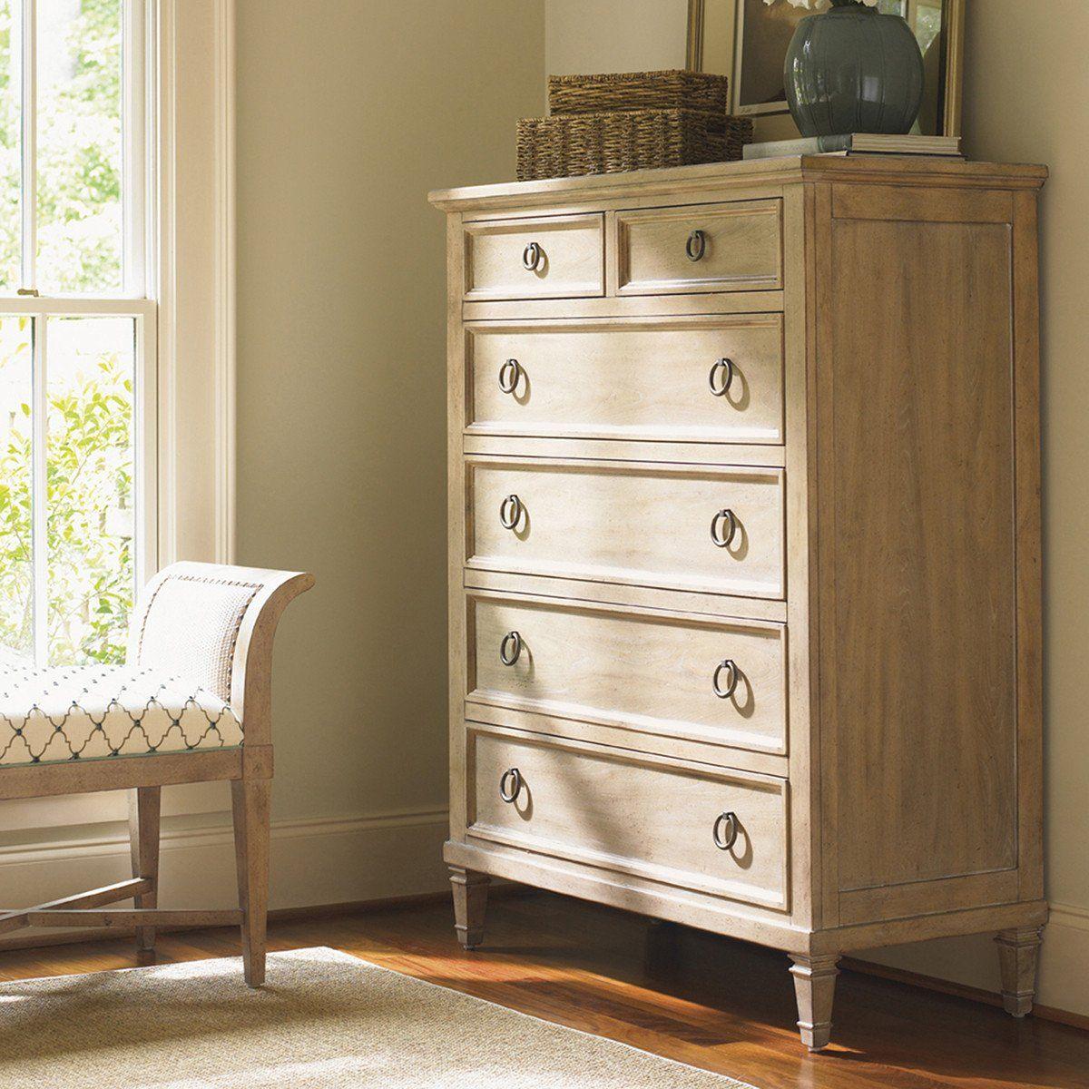 Lexington Monterey Sands Cabrillo Chest 6 drawer chest