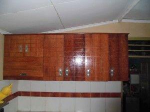 Harga Kitchen Set Per Meter Lemari Dapur Kayu Lemari Dapur