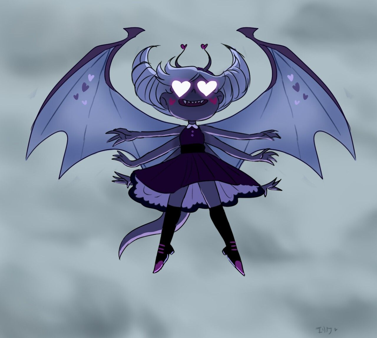 La Mewbertad Monstruo De Star Hija De Moon Y Toffe Star Vs