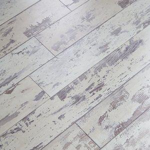 Amazon Com Faus Laminate Cottage Oak White Laminate Floor Coverings Flooring Painted Floors Shabby Chic