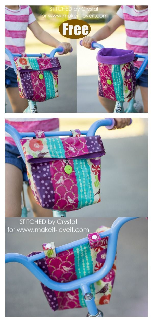 Kid's Bike Handlebar Bag