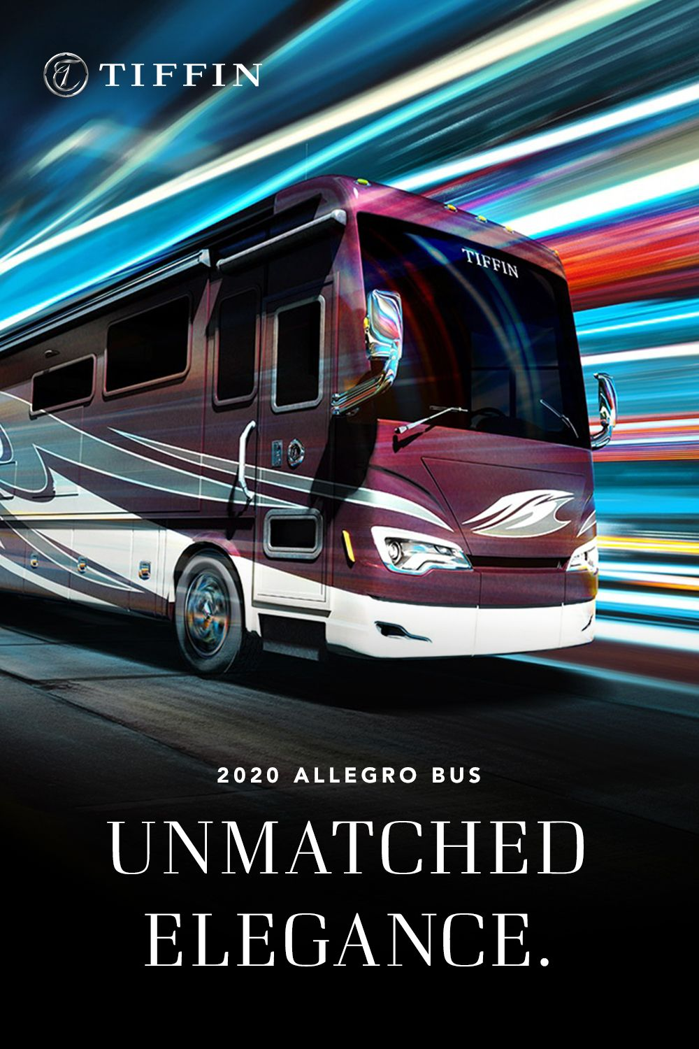 The 2020 Allegro Bus Is The Perfect Traveling Companion Offering