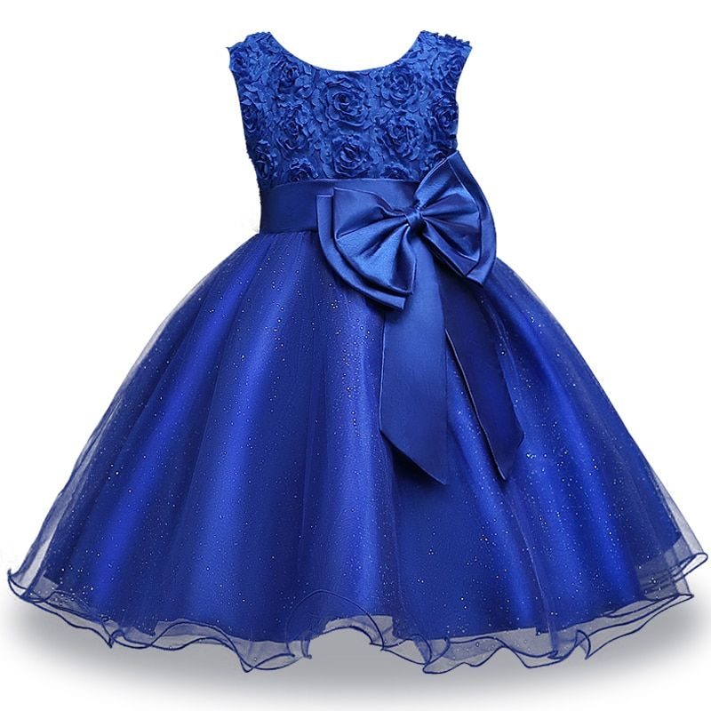 1e17b7d81f Girls Dress For girls Wedding and Party Summer Dress 0 1 2 3 4 5 6 ...