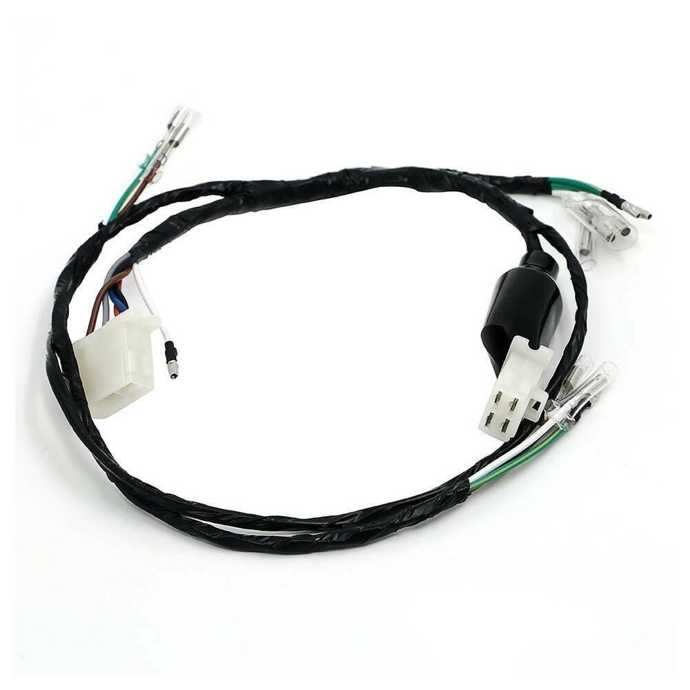 [SCHEMATICS_48DE]  Wiring Loom Harness Wires Cable For HONDA Z50A K1 MINI TRAIL Z50 1969 -  1978   Motorcycle parts and accessories, Honda, Mini   Honda 50 Honda Wiring Harness      Pinterest