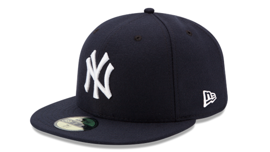 Men s New York Yankees New Era Navy Blue Game Authentic Collection On-Field  59FIFTY Fitted Hat 6f65b207de28