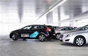 Intelligent Volvo parkerer selv