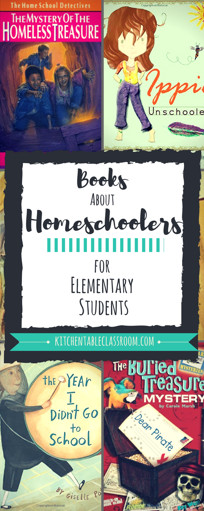 Books Featuring Homeschoolers for Elementary Students | Students and ...