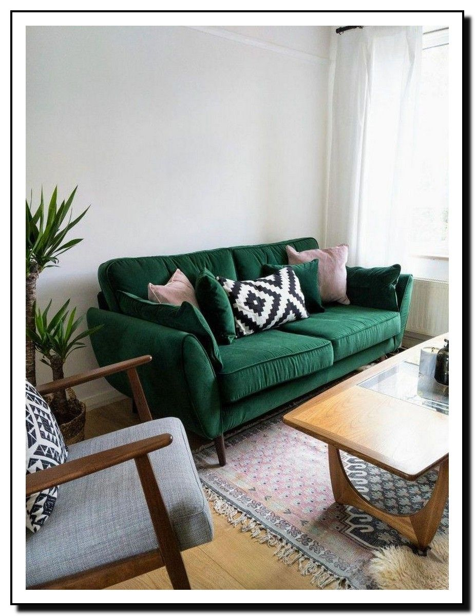 Realizing Happiness With 410 Modern Sofas With Green Couch Decor Living Room Green Green Couch Living Room Green sofas living rooms